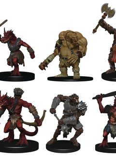 D&D Icons: Monster Pack - Cave Defenders