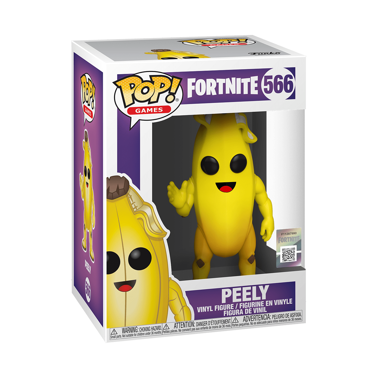 Pop! Fortnite: Peely