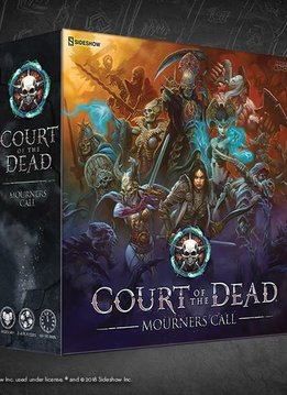 Court of the Dead: Mourners Call - Kickstarter Edition