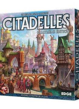 Citadelles 4ième édition
