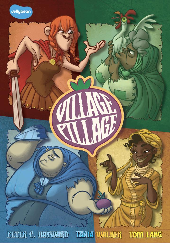 Village Pillage (FR)