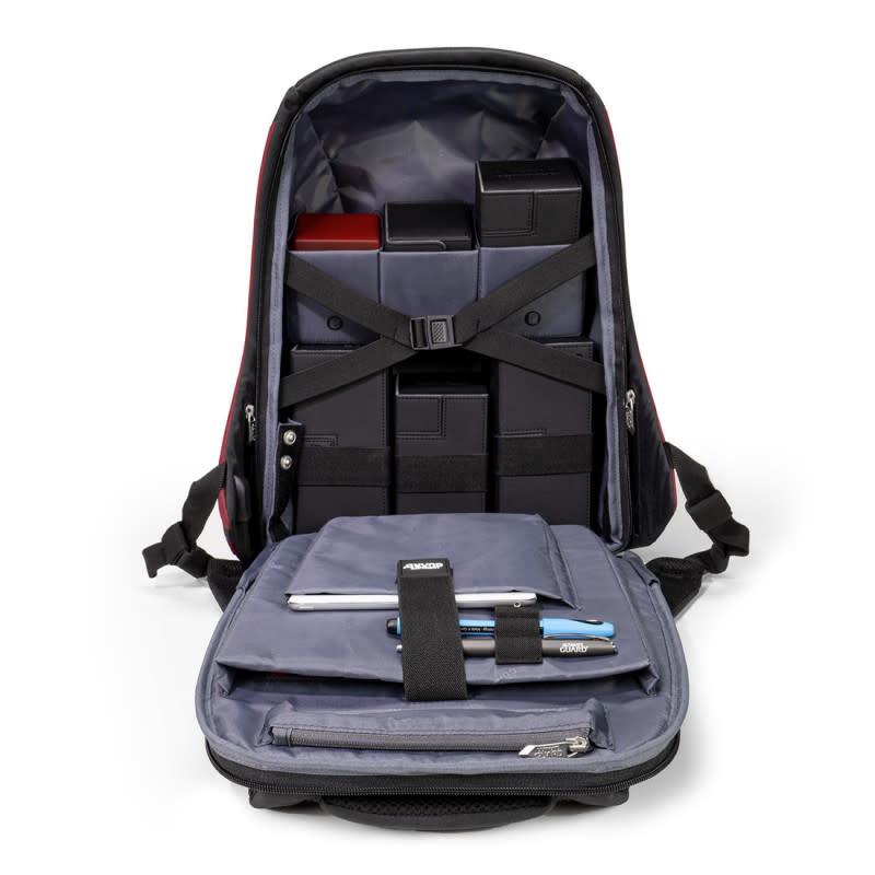 Black/Red 2020 Exclusive Ammonite Backpack