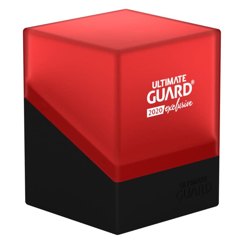 Black/Red 2020 Exclusive Boulder Deck Box