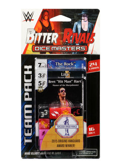 WWE Dice Masters: Bitter Rivals Team Pack