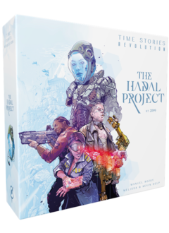 TIME Stories Revolution: The Hadal Project (FR)