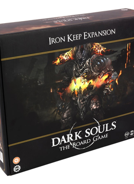 Dark Souls: Iron Keep Exp.