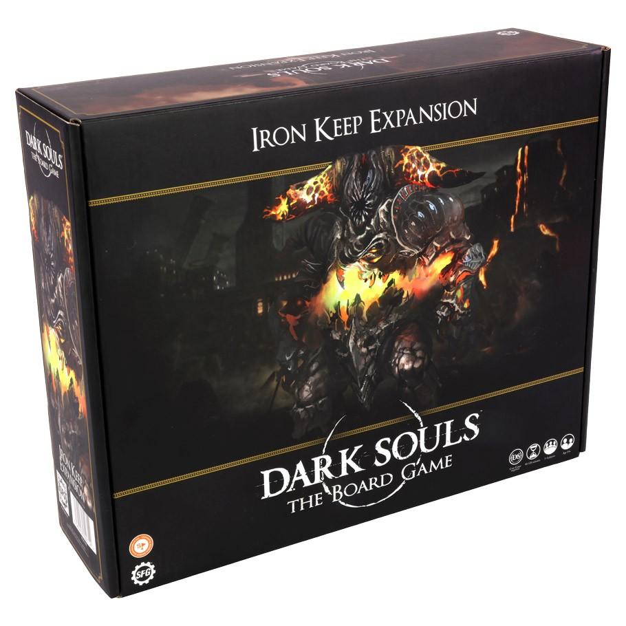 Dark Souls: Iron Keep Exp.