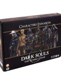 Dark Souls: Character Exp.