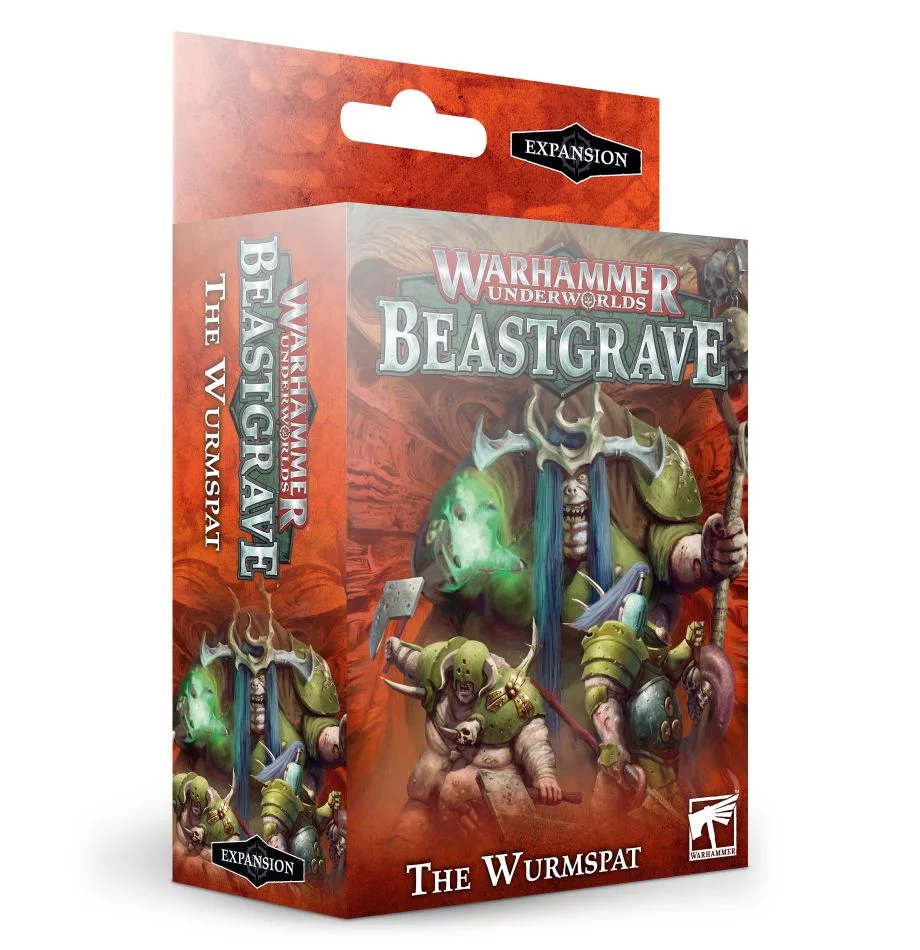 WHU: Beastgrave – The Wurmspat