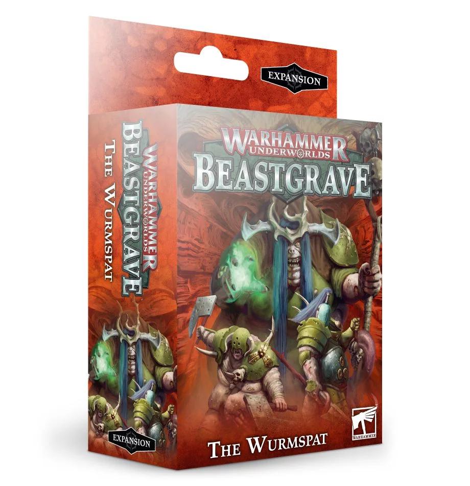 WHU: Beastgrave – The Wurmspat