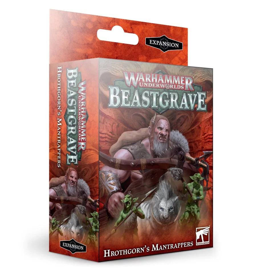WHU: Beastgrave – Hrothgorn's Mantrappers