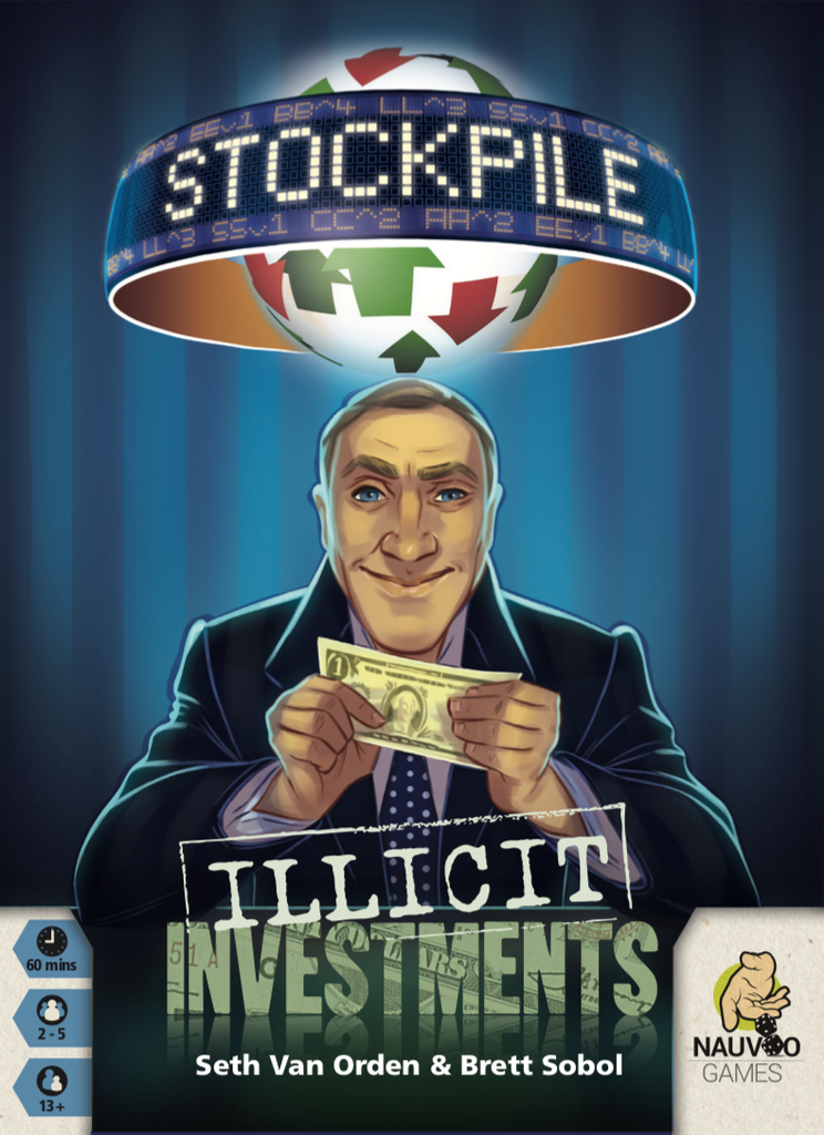 Stockpile: Illicit Investments Exp. (EN)