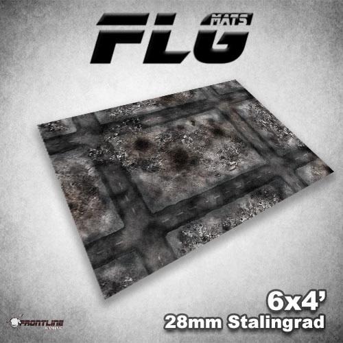 FLG Mats 28mm Stalingrad 6x4