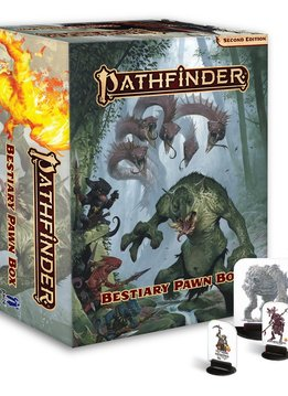 Pathfinder 2: Bestiary Pawn Box