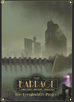 Barrage: Ext. Le Projet Leeghwater (FR)