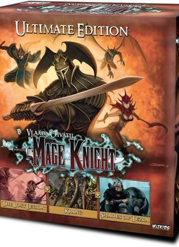 Ultimate Mage Knight (FR)