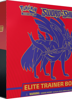 Pokemon Sword & Shield - Elite Trainer Box