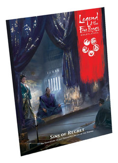 LOTFR Roleplaying Game: Sins of Regret