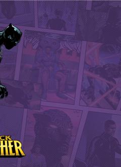 Marvel Champions - Black Panther Game Mat