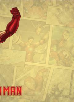 Marvel Champions - Iron Man Game Mat