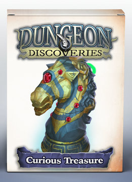 Dungeon Discoveries: Curious Treasure Cards