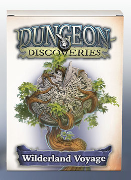 Dungeon Discoveries: Wilderland Voyage Cards