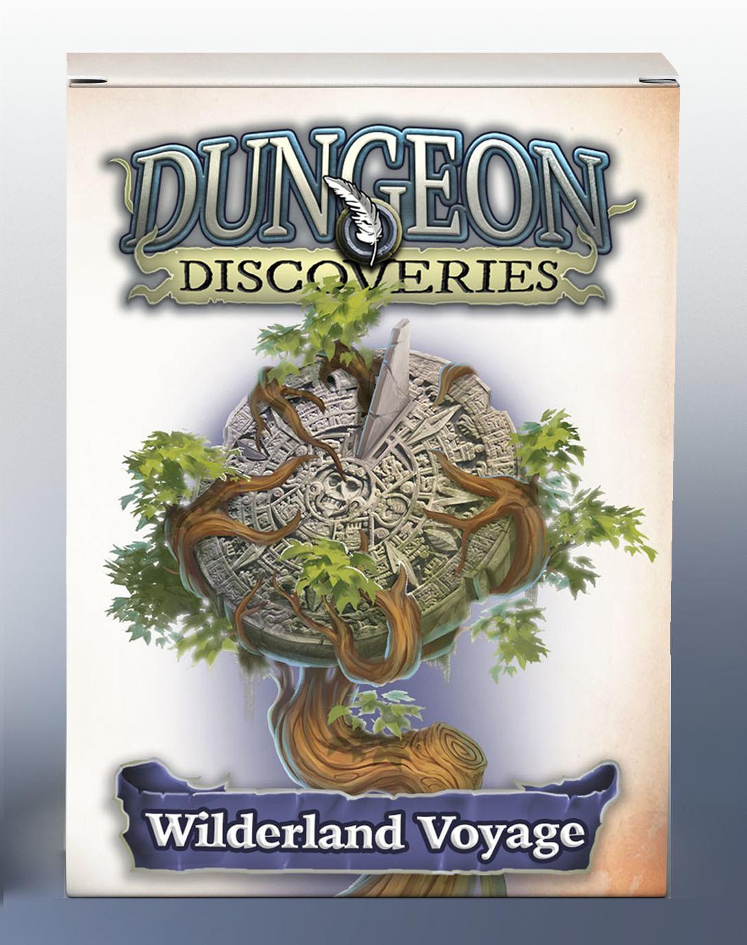 Dungeon Discoveries: Wilderland Voyage Cards