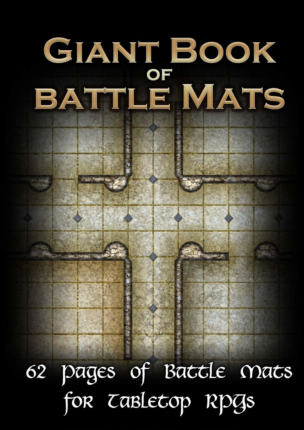 Giant Book of Battle Mats