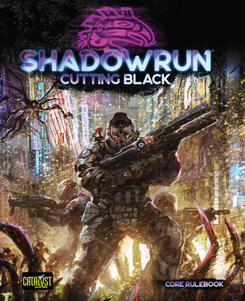 Shadowrun 6E: Cutting Black
