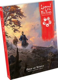 LOTFR Roleplaying Game: Path of the Waves