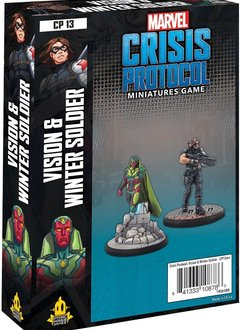 Marvel CP: Vision & Winter Soldier Character Pack