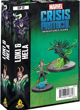 Marvel CP: Loki & Hela Character Pack
