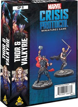 Marvel CP: Thor & Valkyrie Character Pack