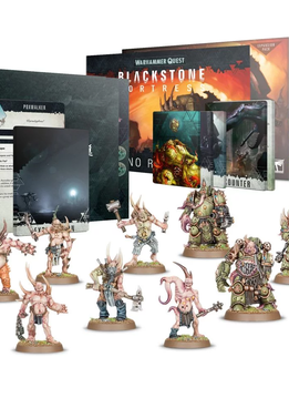 Blackstone Fortress: No Respite (EN)