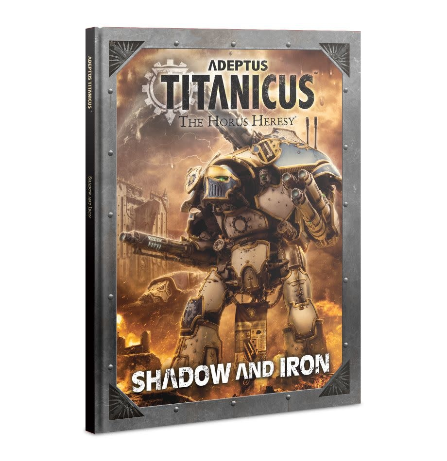 Adeptus Titanicus: Shadow and Iron (EN HB)