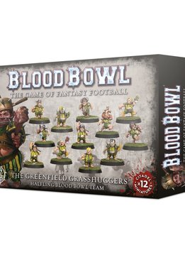 Blood Bowl: The Greenfield Grasshuggers Team