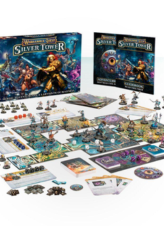 Warhammer Quest: Silver Tower