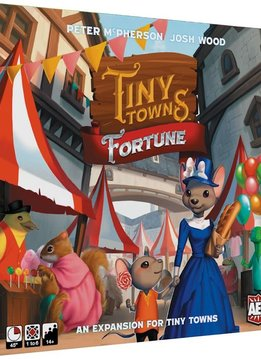 Tiny Towns: Fortune Exp. (EN)
