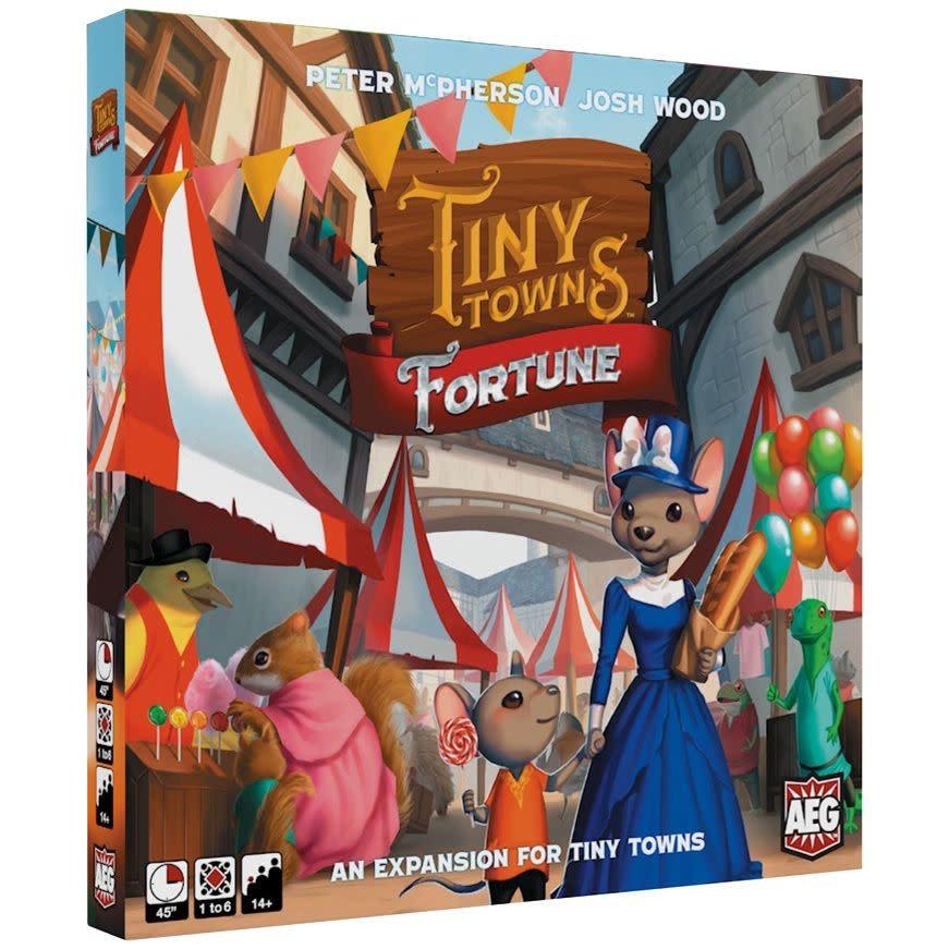 Tiny Towns: Fortune Exp. (EN)