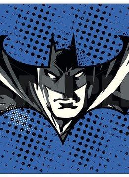 DC Justice League Batman Playmat