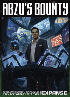 The Expanse RPG: Abzu's Bounty (HC)