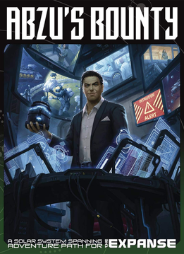 The Expanse RPG: Abzu's Bounty (HC)