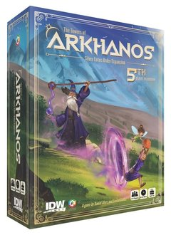 Tower of Arkhanos: Silver Lotus Order Exp. (5th Player Exp.)