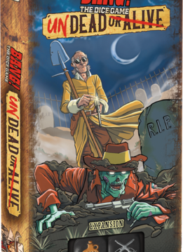 Bang! The Dice Game: Undead or Alive Exp.