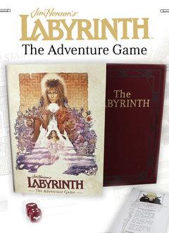 Jim Henson's Labyrinth: The Adventure Game RPG (HC)