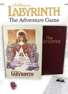 Jim Henson's Labyrinth: The Adventure Game RPG (HC)