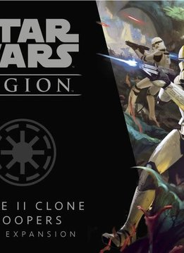 Star Wars Legion: Phase II Clone Troopers Unit Exp.