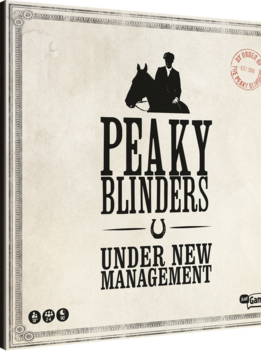 Peaky Blinders: Under New Management (EN)