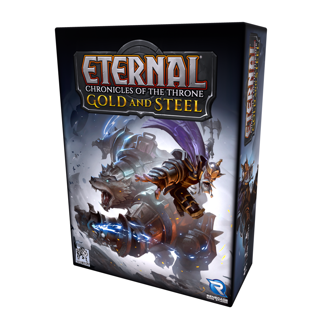 Eternal: Gold and Steel Exp.