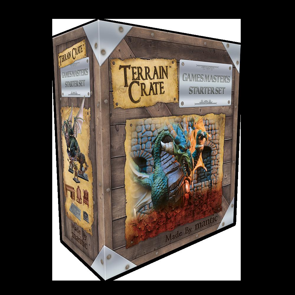 Terrain Crate - Games Master's Starter Set